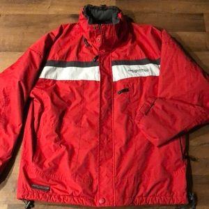 Free Country Skiing Coat Jacket Size L FCXTREME